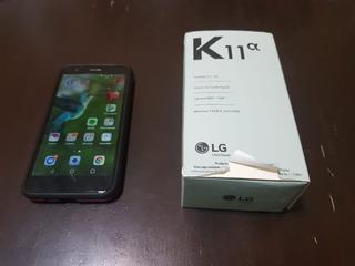 Celular LG K11 Alpha - Octacore - 2gb Ram - Huella