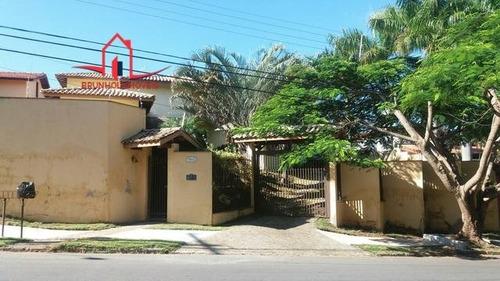 Chácara A Venda No Bairro Jardim Leonor Em Itatiba - Sp.  - 1437-1