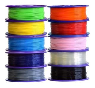 Filamento Pla 1.75mm 1 Kg. Makerparts 1ra Calidad