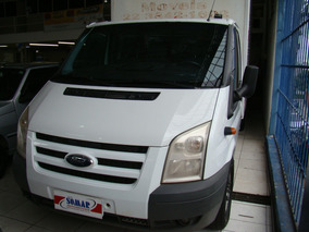 Ford Transit 2.4 2011 Baú