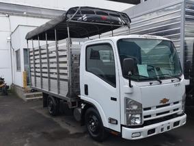 Chevrolet Nhr 2019 Carroceria Estaca