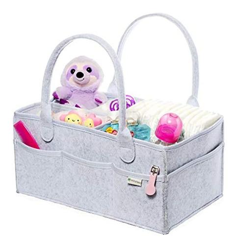 Family Top Choice - Organizador Para Pañales Para Bebé