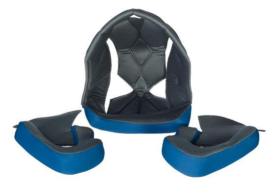 Forro Interno Completo Texx Capacete Mod. Dv Smart /new Flip