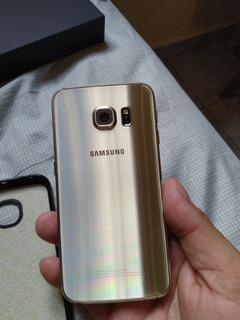 Celular: Samsung S6 Edge 32 Gigas E 3 Gigas De Ram /