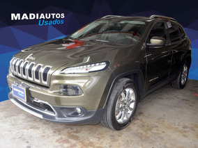 Jeep Cherokee Limited 4x4 Aut 2015