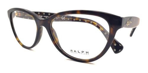 Montura Acetato Para Dama Ralph Lauren Ra 7061 Original Moda
