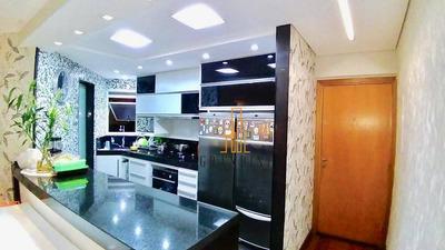 Apartamento Com 3 Dormitórios À Venda, 76 M² Por R$ 329.000 - Centro - São Bernardo Do Campo/sp - Ap1235