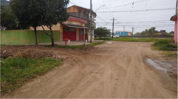 Terreno Próximo Da Avenida Principal Do Gaivota Em Itanhaém
