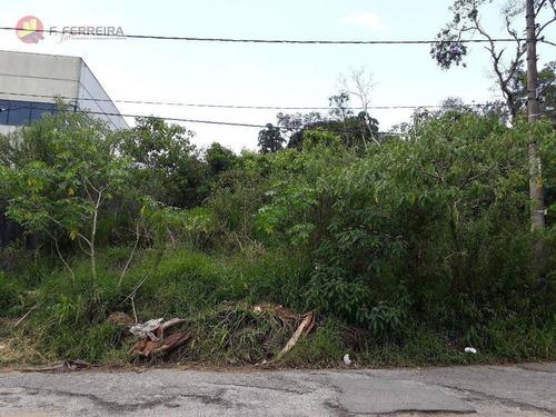Terreno À Venda, 1250 M² Por R$ 600.000 - Embu Mirim - Itapecerica Da Serra/sp - Te0081