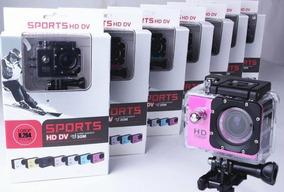 Mini Câmera Filmadora Sports Full Hd - Fotograa E Filma
