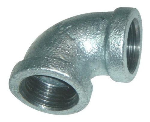 Codo 90° 3/4  Galvanizado - 149302