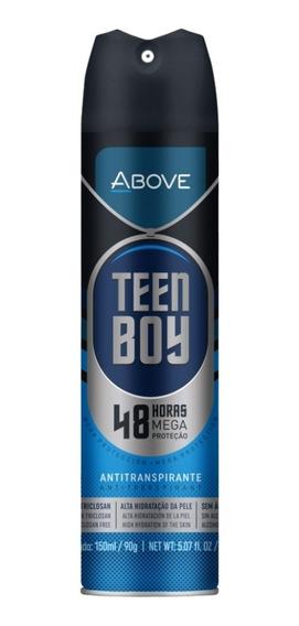 Desodorant .above Teen Boy 150ml/90g Baston