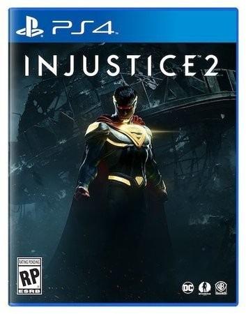 Injustice 2 - Original 1 Midia Digital - Ps4