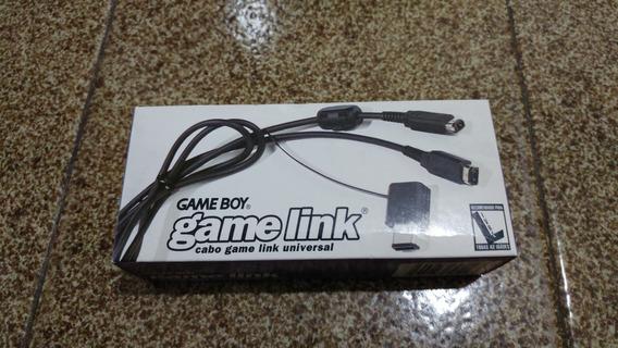 Cabo Link Game Boy Color + Cabo Link Game Boy Original Novo!