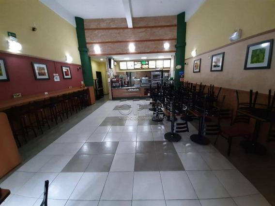 Loja Fast Food Ao Lado Da Praia - Pt0157