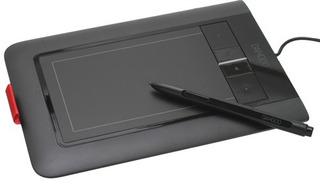 Tableta Wacom Bamboo Pen And Touch Usado!!!! Segunda Gener.