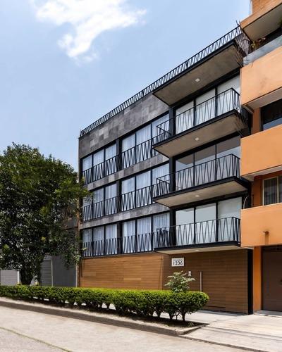 Departamento En Renta Calle Pitágoras, Colonia Del Valle Centro
