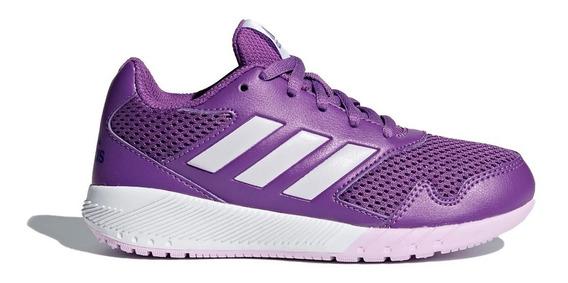 adidas Zapatilla Running Niña Altarun Purpura