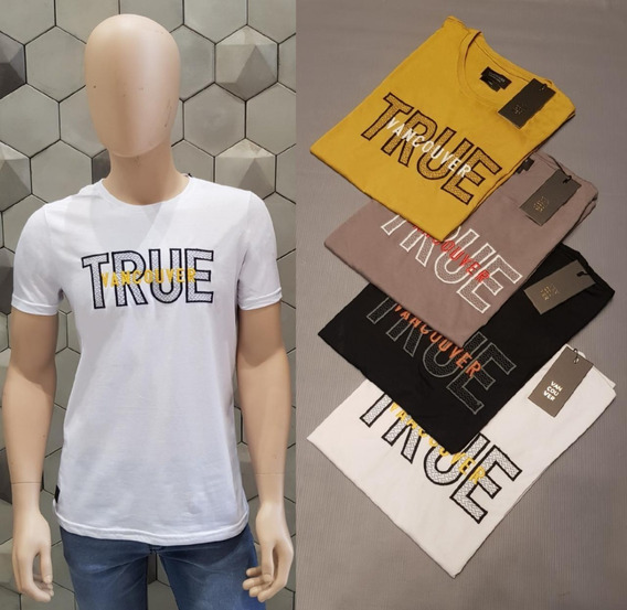 Remera Vancouver True Ulises Bueno (art. 5014029)