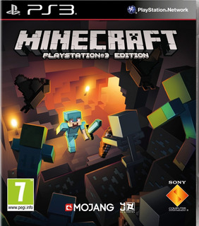 Minecraft Ps3 + Pase Online