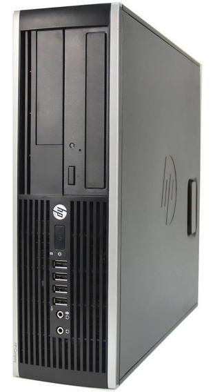 Cpu Hp Compaq 6000 Pro Core 2 Duo Sem Memoria Sem Hd