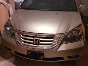 Honda Odyssey 3.5 Exl Minivan Cd Qc At 2008