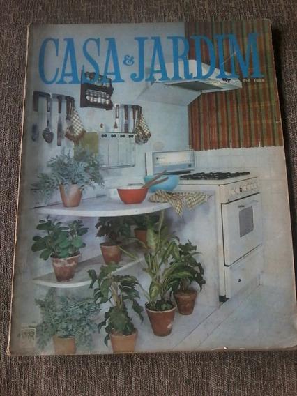 Revista Casa & Jardim Década De 60