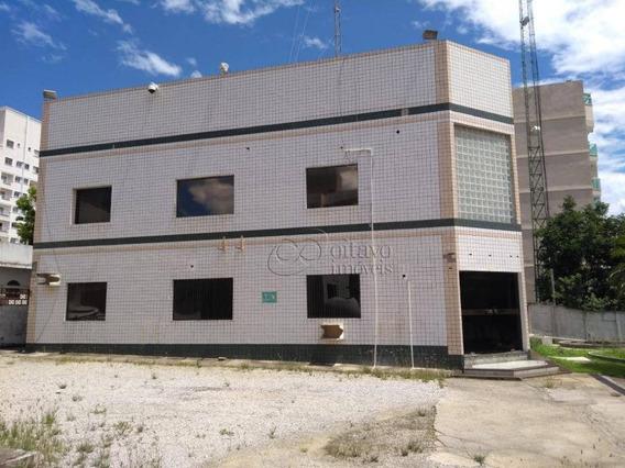 Galpão Industrial À Venda, Granja Dos Cavaleiros, Macaé - Ga0049. - Ga0049
