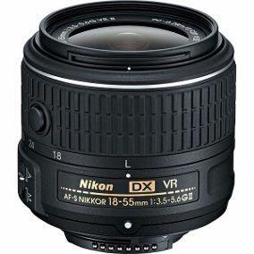 Lente 18-55 Vr Mm Nikon