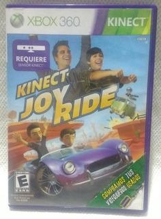 Kinect Joy Ride Para Xbox 360 Usado