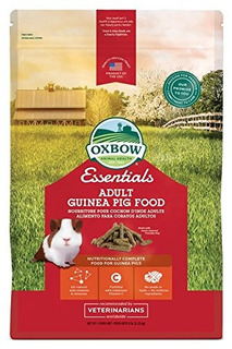 Oxbow Animal Health Cavy Cuisine Adult Guinea Pig Fortificad