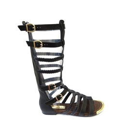 22216ac36 Sandalia Gladiadora Tanara - Calçados, Roupas e Bolsas com o ...