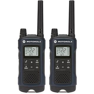 Radio Comunicador T460mc Motorola Talkabout Até 56km Walk Talk Original + Nota Fiscal