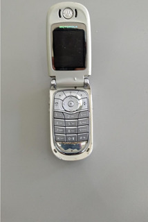 Celular Motorola V 600 Para Retirar Peças