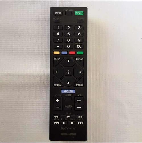 Imagen 1 de 2 de Control Remoto Sony Tv Rm-yd092 Original Oferta!!