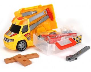 Camion De Herramientas Valija Sonido 33cm Dickie Toys