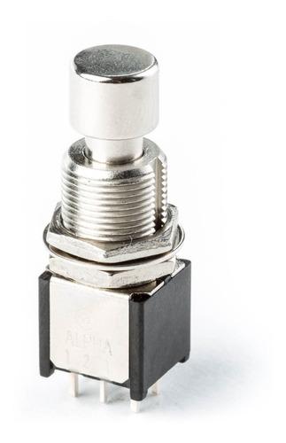 Imagem 1 de 5 de Chave Switch/comutação Dpdt Mxr Ecb554 P/ Pedal