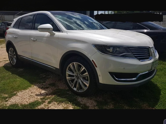Lincoln Mkx 2.7 Ecoboost Awd