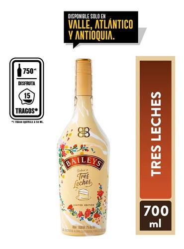 Crema De Whisky Baileys Tres Leches 700 - mL a $81
