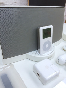 Kit iPod Classic 40gb + Bose Dockstation + Acessorios