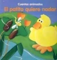 Cuentos Animados El Patito Quiere Nadar Editora Parragon B