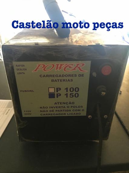 Carregador Bateria De Moto- Carro