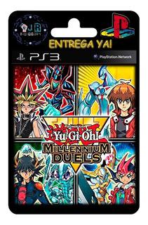 Yu-gi-oh Millennium Duels Ps3 Digital