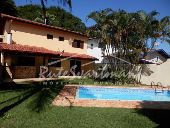 Sobrado Residencial À Venda, Cidade Universitária, Campinas - So0211. - Ca3224