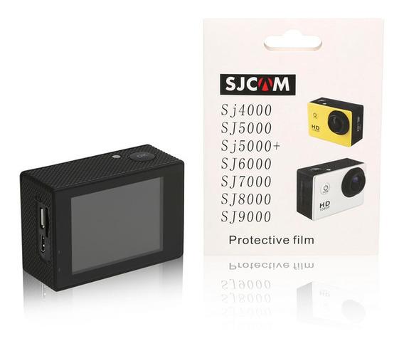 Película Protetora Da Tela De Lcd - Sjcam Sj4000 Sj5000
