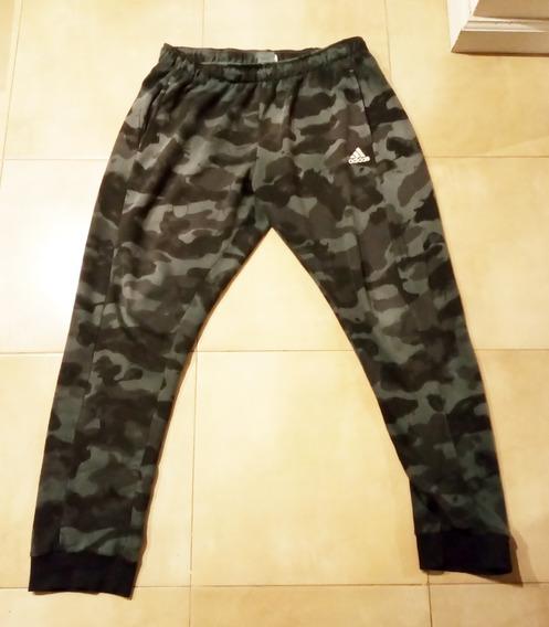 Pantalón adidas Camuflado Usado Xl