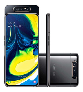 Smartphone Samsung Galaxy A80 Com Tela Infinita 6,7 4g 128gb