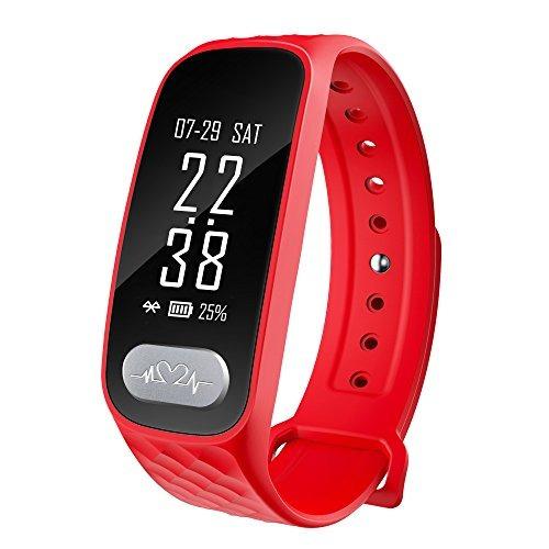 De La Mujer Reloj Inteligente Fitness Tracker Con Ecg Blood