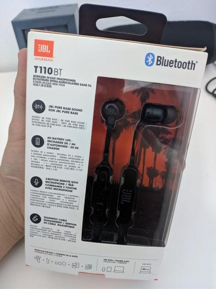 Fone Bluetooth Jbl T110bt