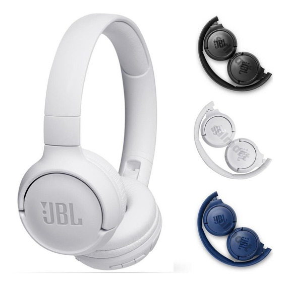 Fone Jbl Tune 500 Bt Bluetooth Original Garantia 1ano T500bt